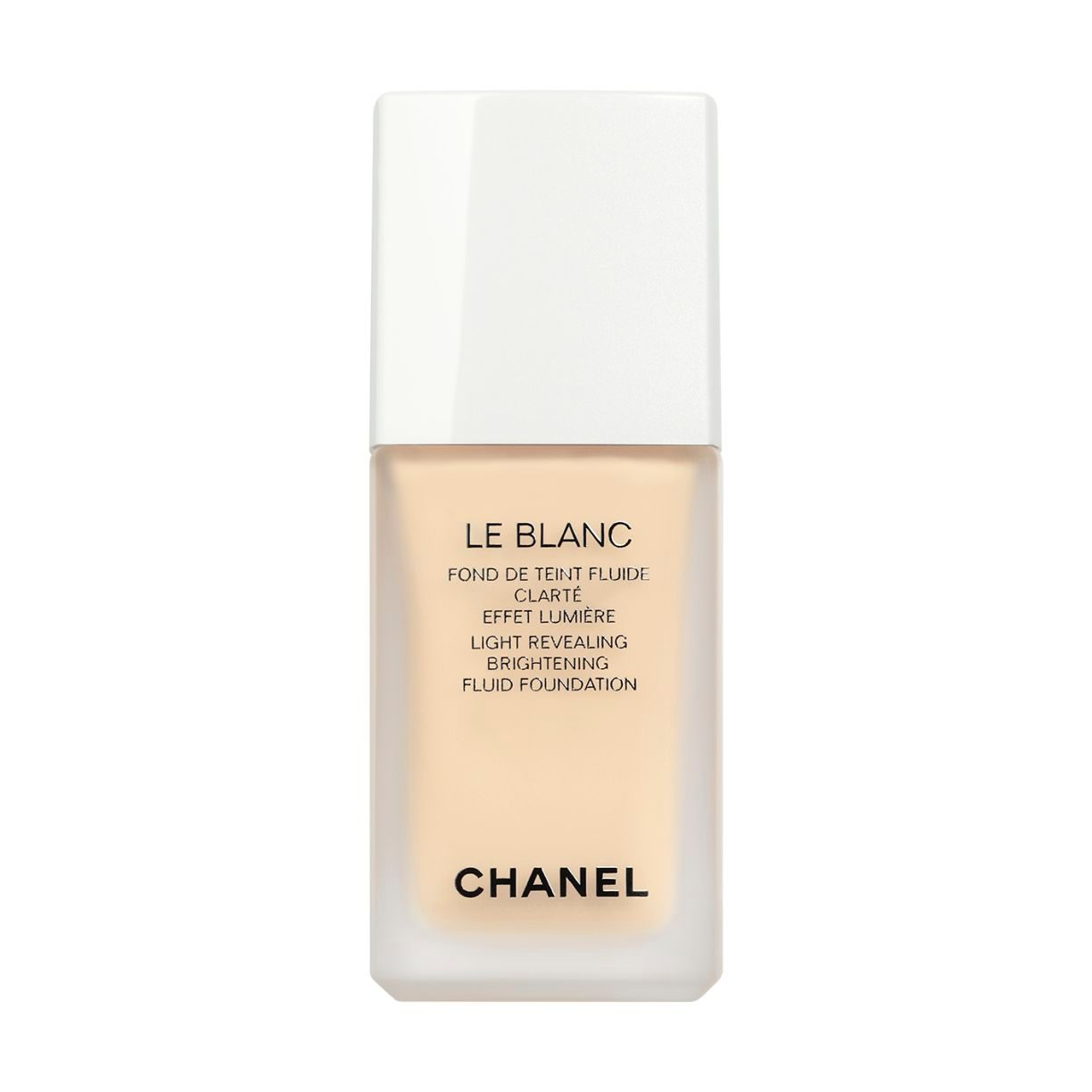 LE BLANC LIGHT REVEALING BRIGHTENING FLUID FOUNDATION