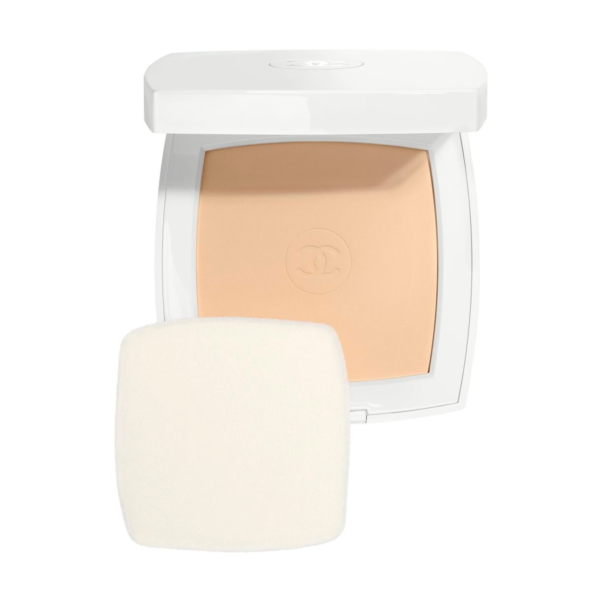 LE BLANC WHITENING COMPACT FOUNDATION LONG LASTING RADIANCE-THERMAL COMFORT SPF 25 / PA+++