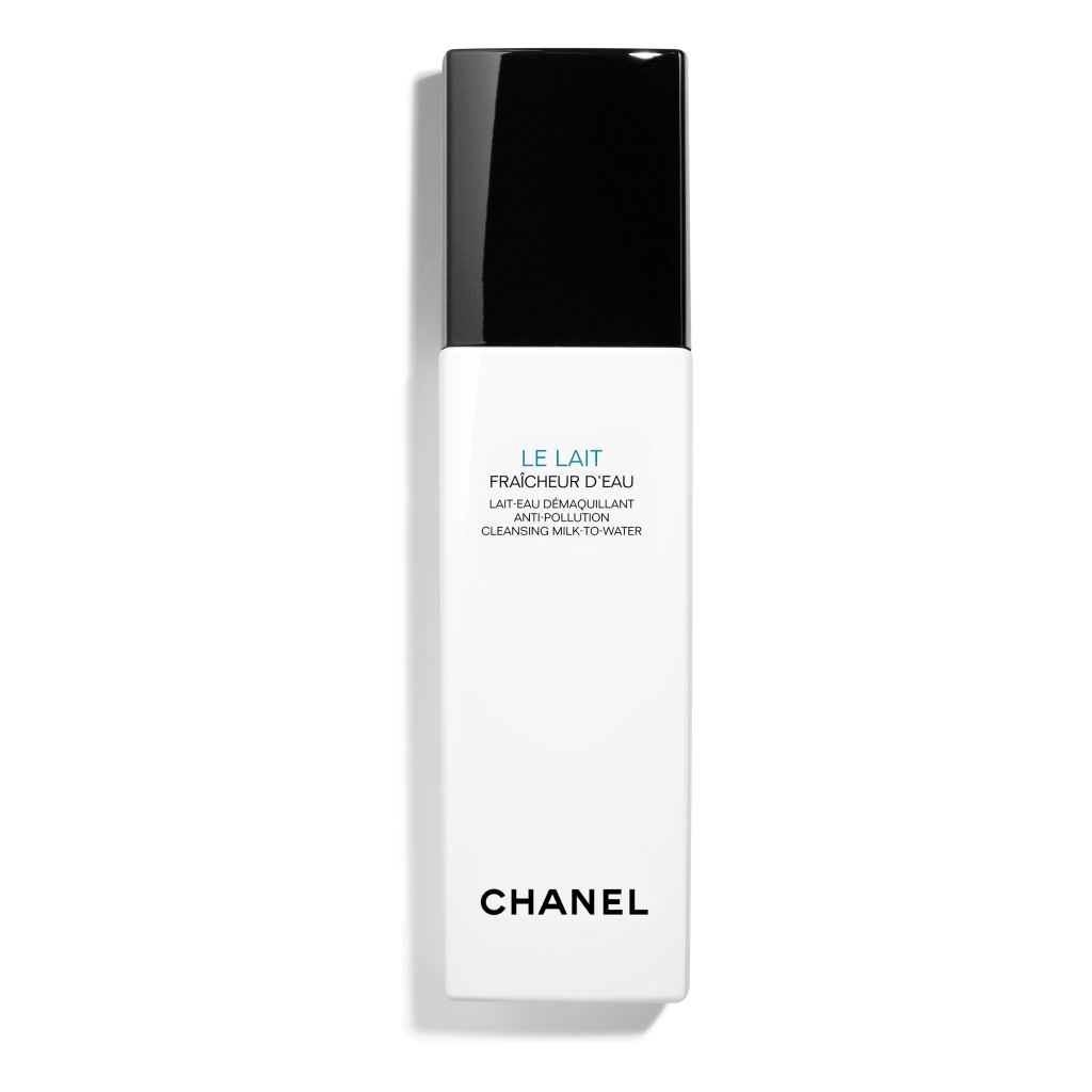 LE LAIT FRAÎCHEUR D'EAU ANTI-POLLUTION CLEANSING MILK-TO-WATER