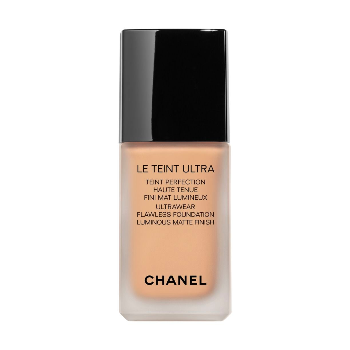 LE TEINT ULTRA ULTRAWEAR FLAWLESS FOUNDATION LUMINOUS MATTE FINISH.