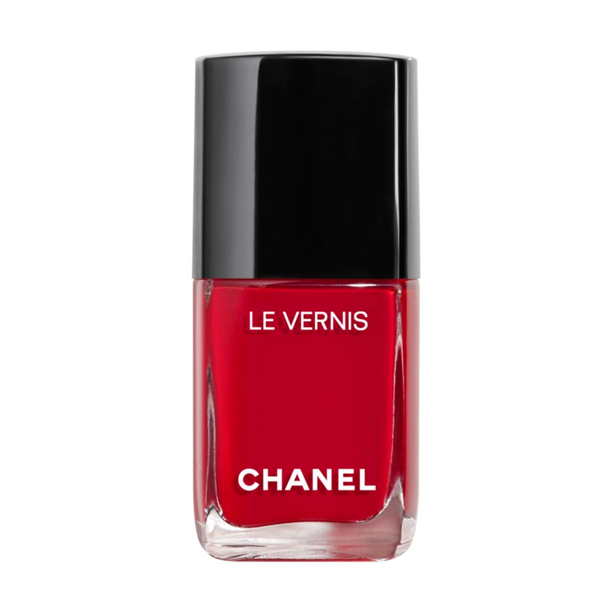 LE VERNIS طلاء أظافر بثبات طويل 528 - ROUGE PUISSANT