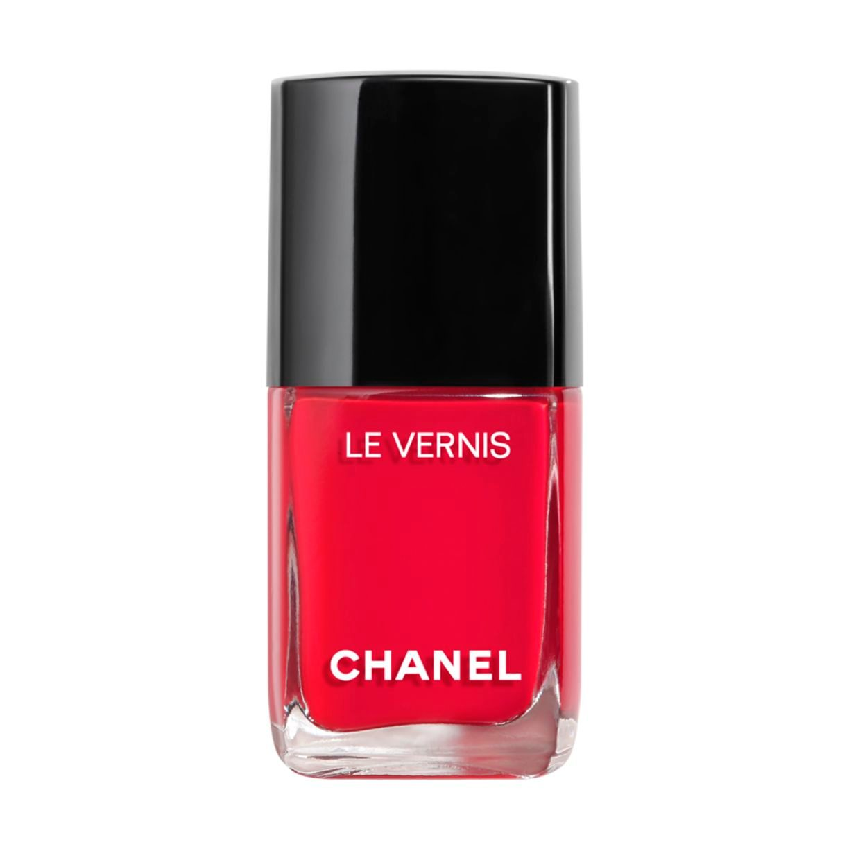 LE VERNIS LONGWEAR NAIL COLOUR 546 - ROUGE RED