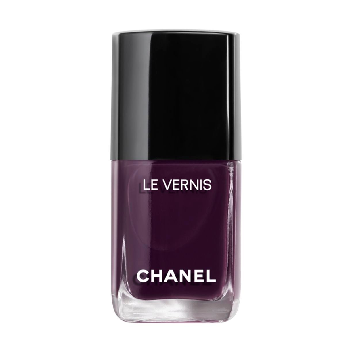 LE VERNIS LONGWEAR NAIL COLOUR 628 - PRUNE DRAMATIQUE