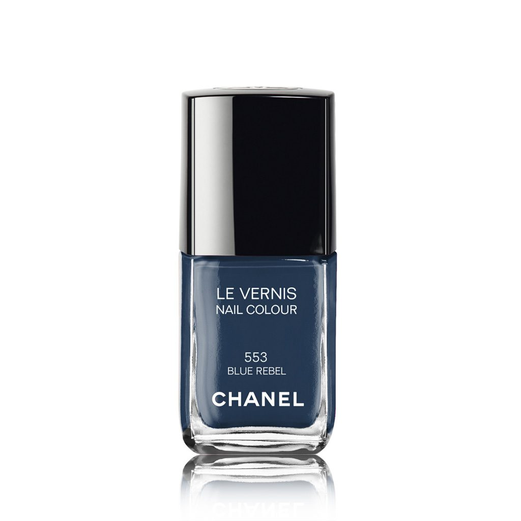 LE VERNIS NAIL COLOUR 553 - BLUE REBEL