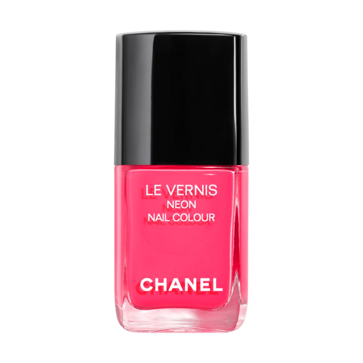 LE VERNIS NEON NAIL COLOUR 596 - ROSE NÉON