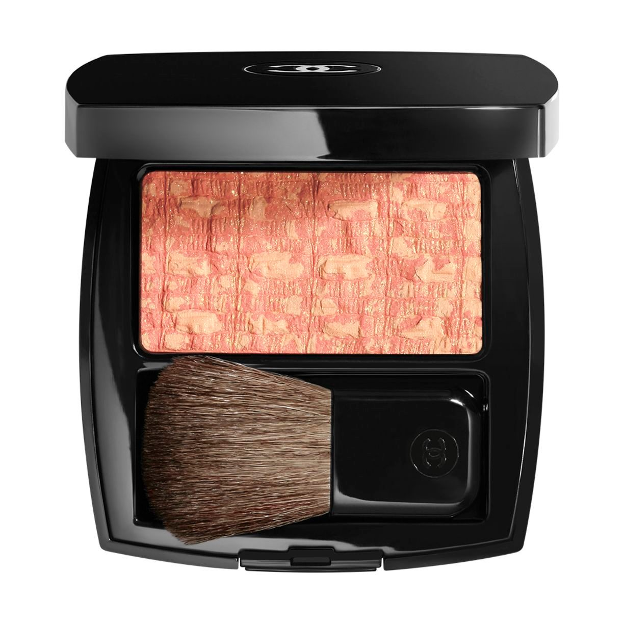 LES TISSAGES DE CHANEL 透亮雙色胭脂 20 - TWEED CORAIL