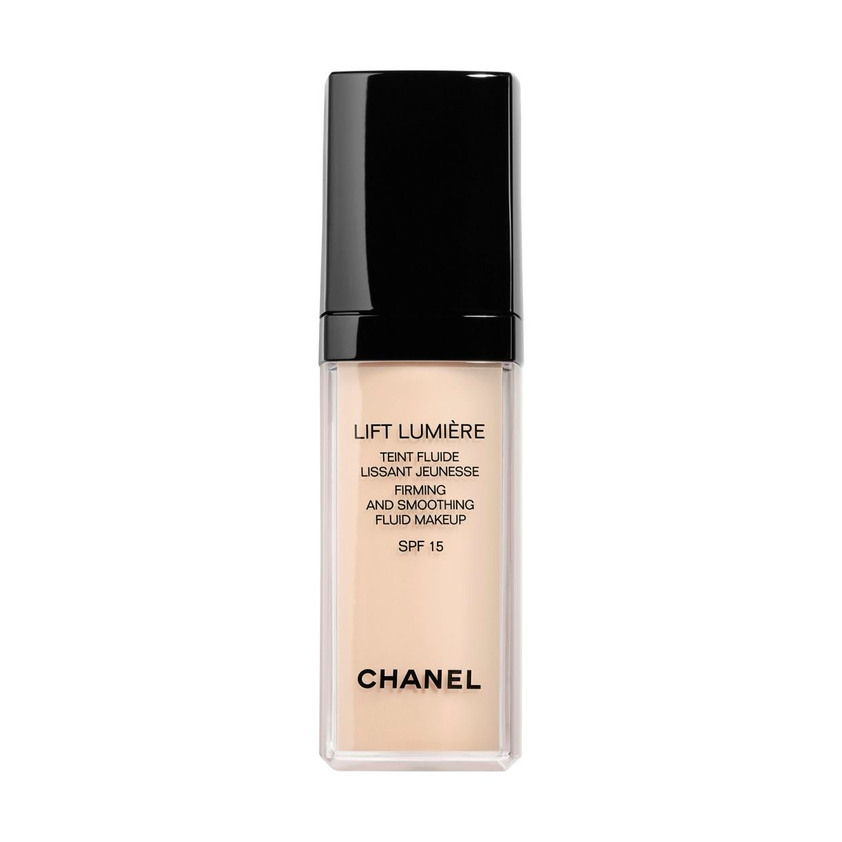 LIFT LUMIÈRE FIRMING AND SMOOTHING FLUID MAKEUP SPF 15