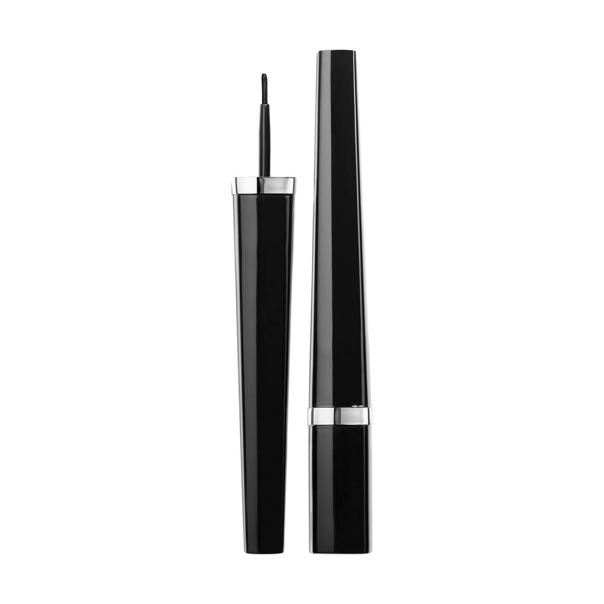 LIGNE GRAPHIQUE DE CHANEL VLOEIBARE EYELINER INTENSITEIT DEFINITIE 10 - NOIR-NOIR