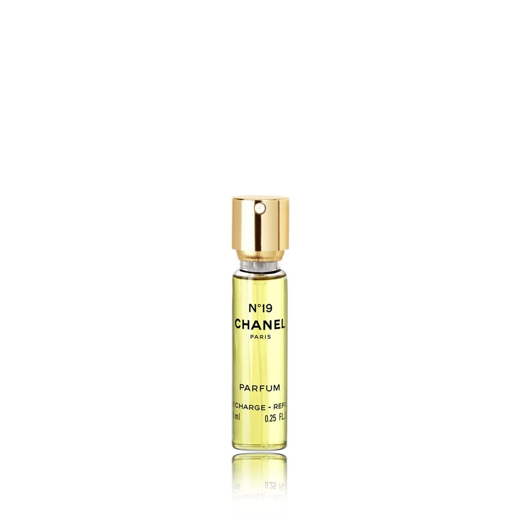 N°19 PARFUM PURSE SPRAY 7.5ml Refill