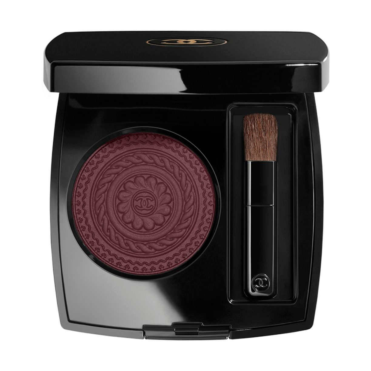 OMBRE PREMIÈRE EXCLUSIVE CREATION - LIMITED EDITION - CREAMY POWDER EYESHADOW 58 - POURPRE BRUN