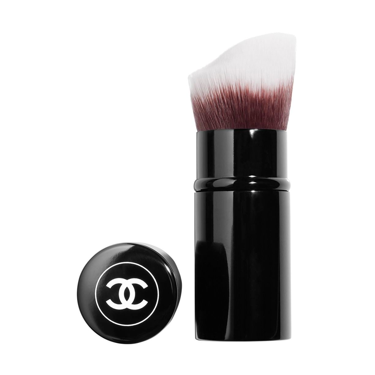 PINCEAU FOND DE TEINT RÉTRACTABLE PINCEL RETRÁCTIL PARA BASE DE MAQUILLAJE
