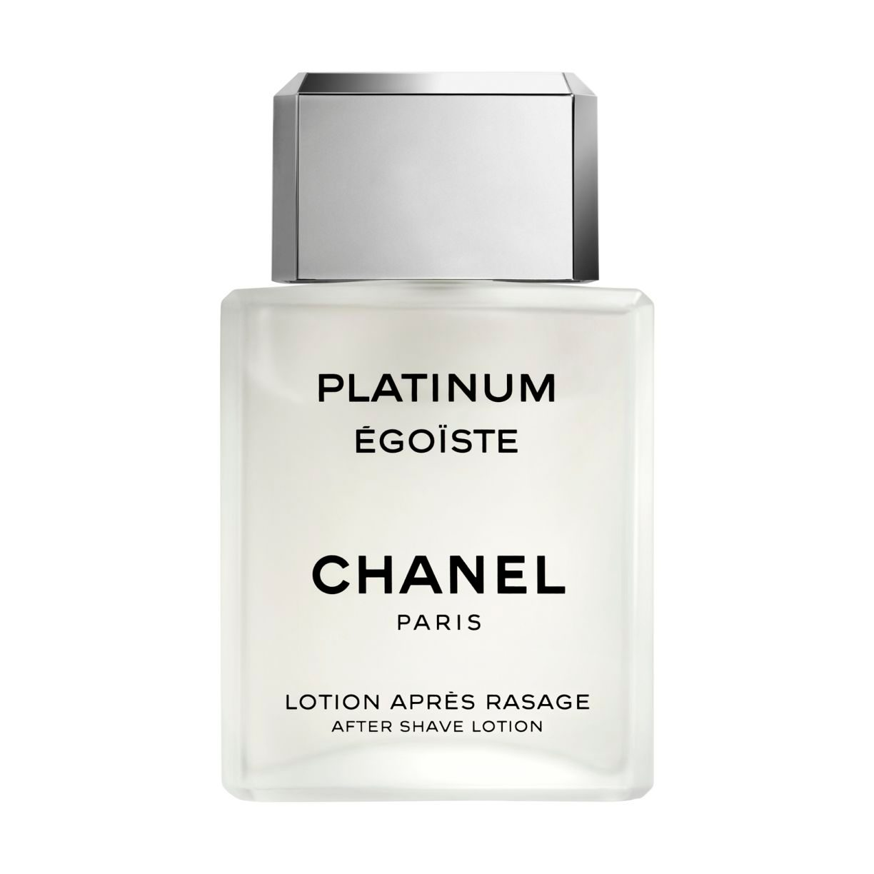 PLATINUM ÉGOÏSTE AFTERSHAVE LOTION 100ml