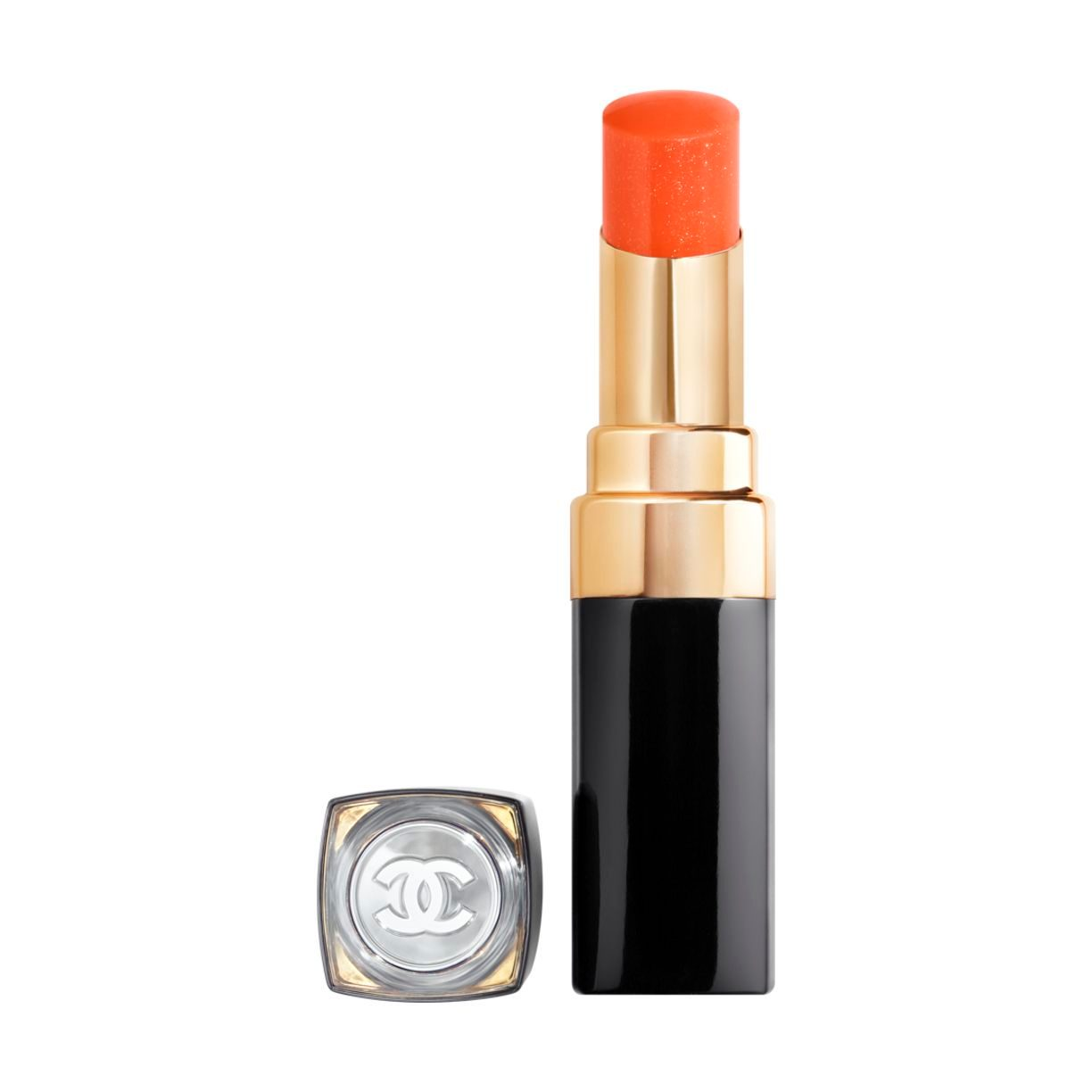 ROUGE COCO FLASH TOP COAT COLOUR, SHINE, INTENSITY IN A FLASH 202 - WARM UP