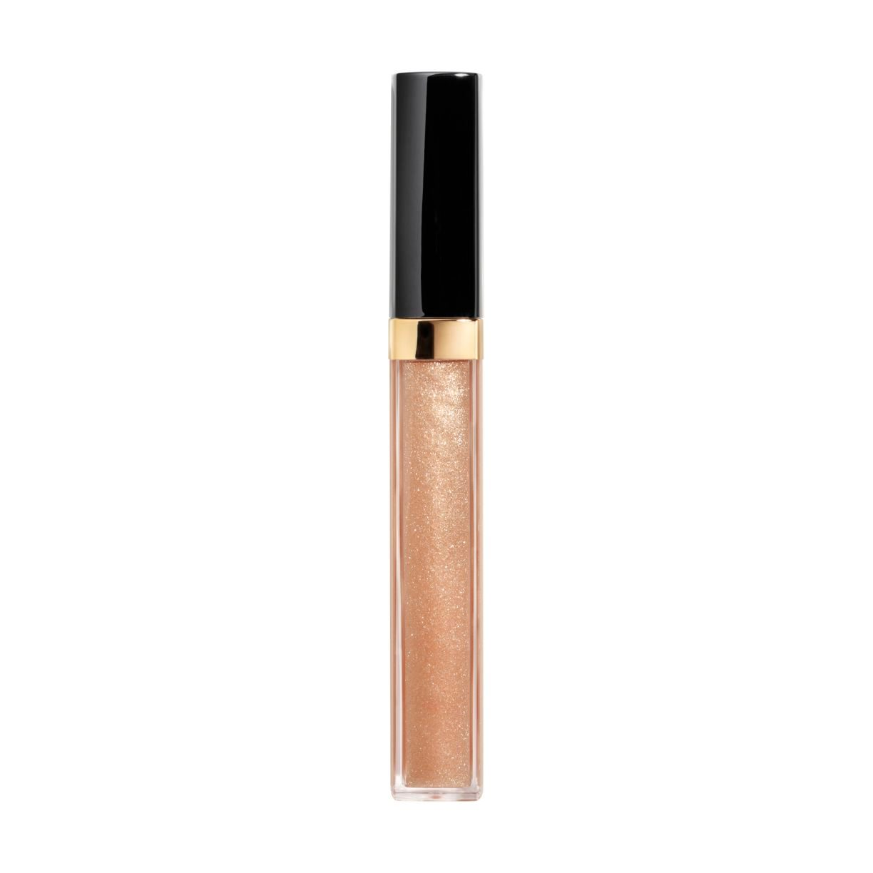 ROUGE COCO GLOSS MOISTURISING GLOSSIMER 712 - MELTED HONEY