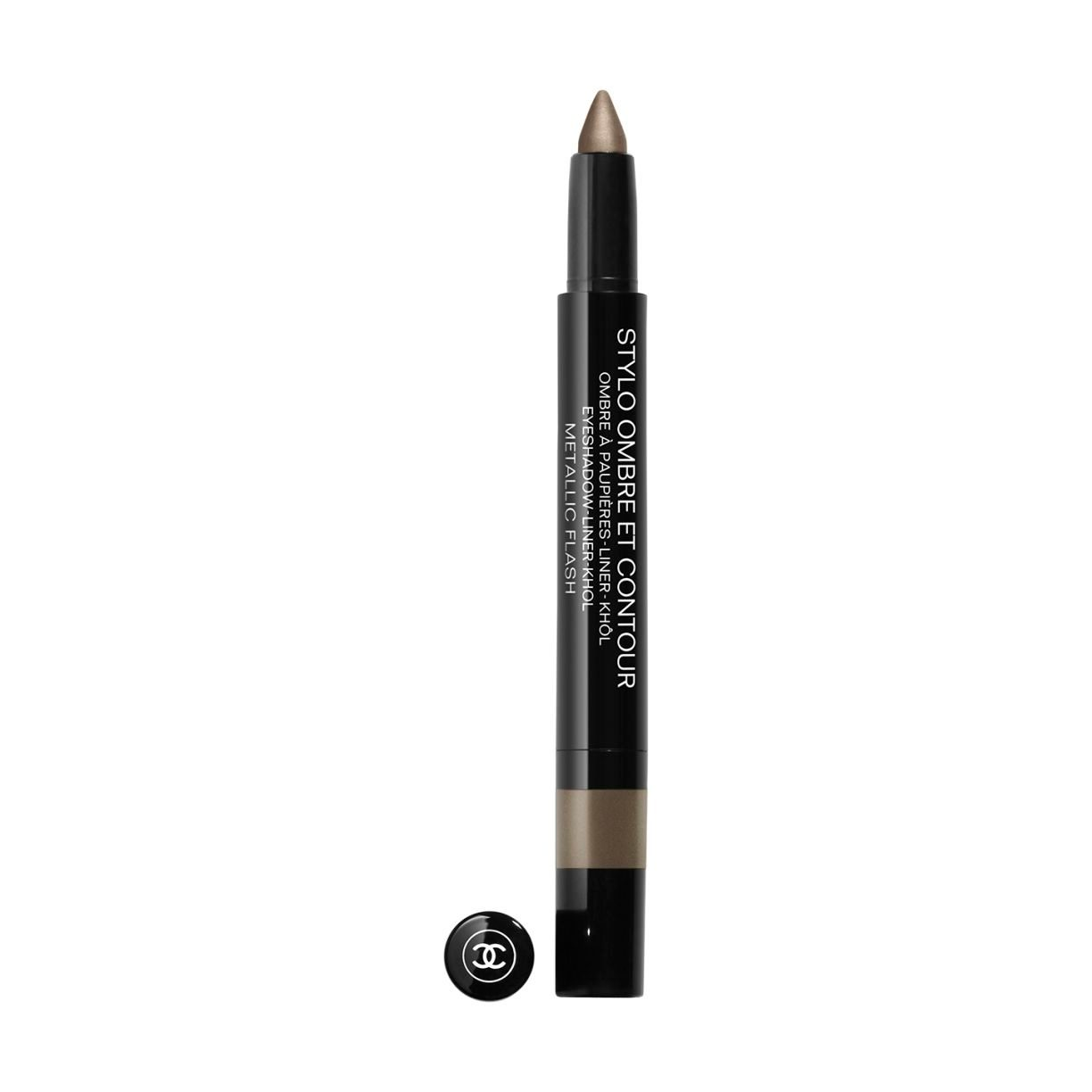 STYLO OMBRE ET CONTOUR Eyeshadow - Liner - Kohl 224 - METALLIC FLASH