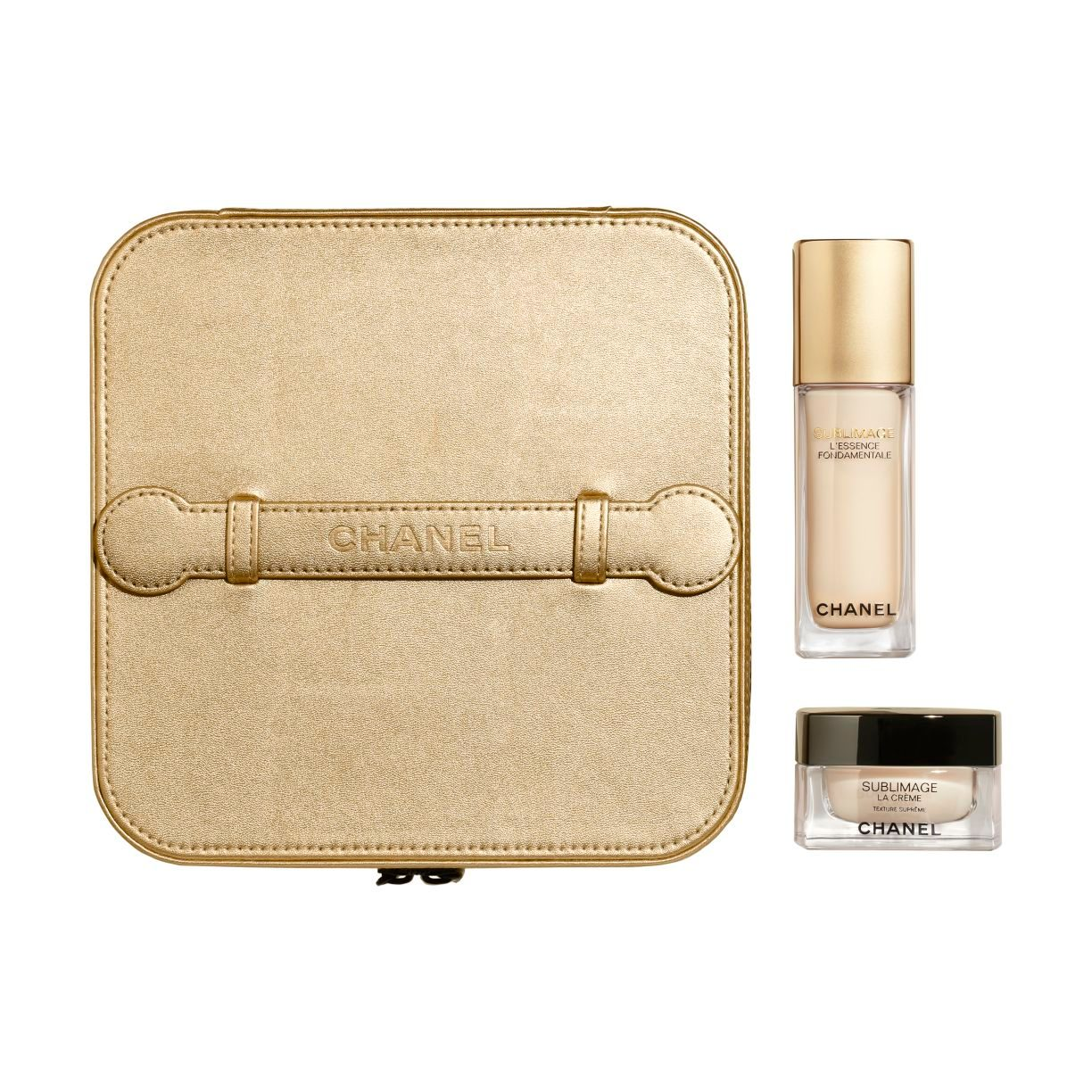 SUBLIMAGE LE COFFRET ULTIMATE REDEFINING CONCENTRATE - CREAM