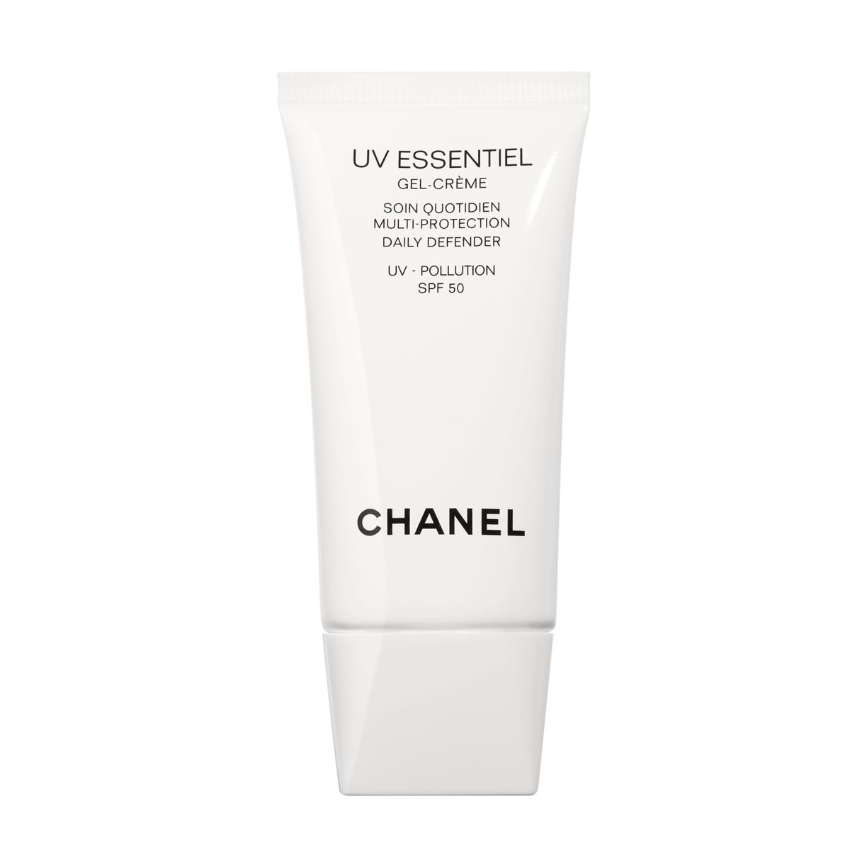 UV ESSENTIEL GEL CRÈME MULTI-PROTECTION DAILY DEFENDER UV - POLLUTION SPF50