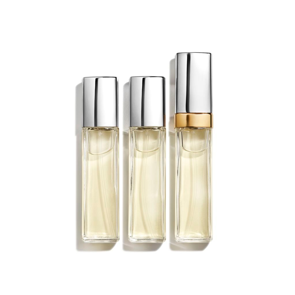 ALLURE EAU DE TOILETTE PURSE SPRAY 3 x 15ml