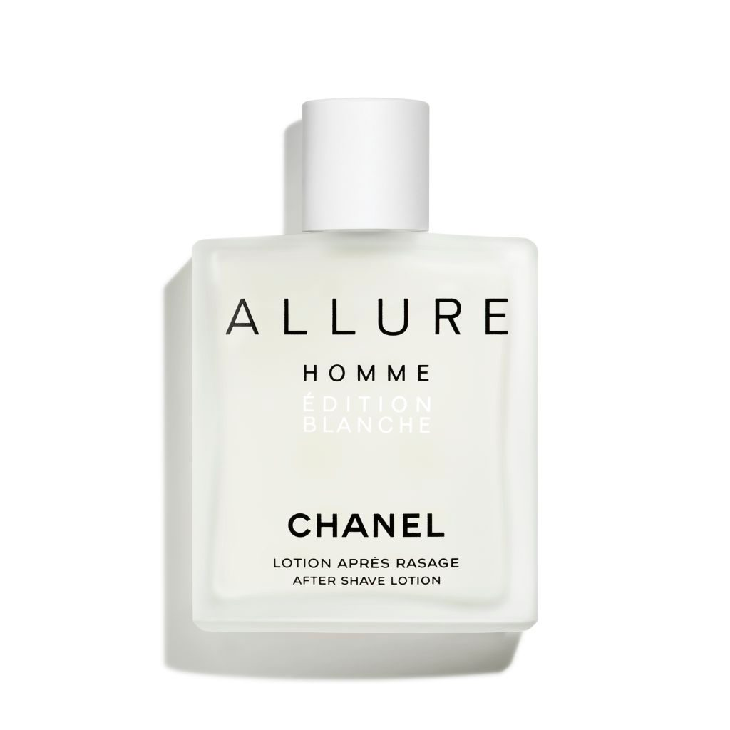 ALLURE HOMME ÉDITION BLANCHE AFTER SHAVE LOTION 100ml