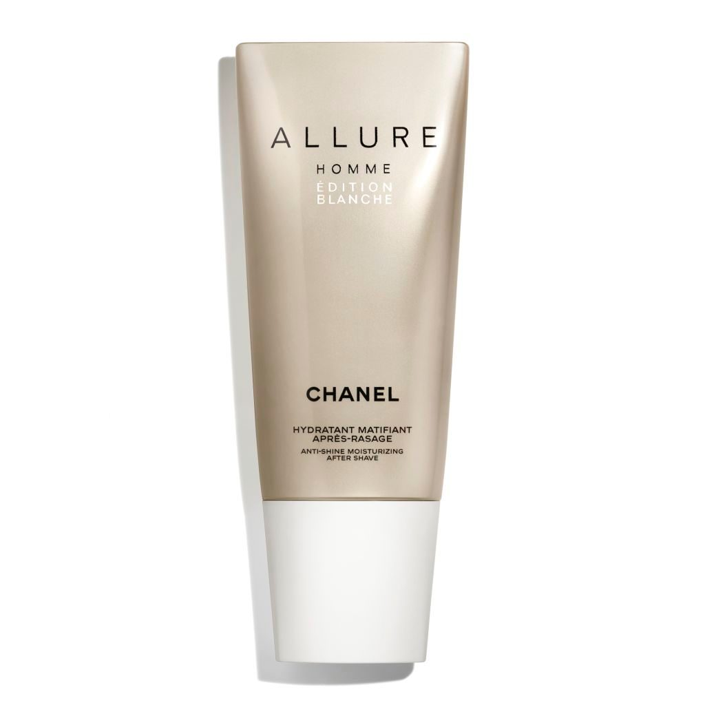 ALLURE HOMME ÉDITION BLANCHE ANTI-SHINE MOISTURISING AFTER SHAVE 100ml