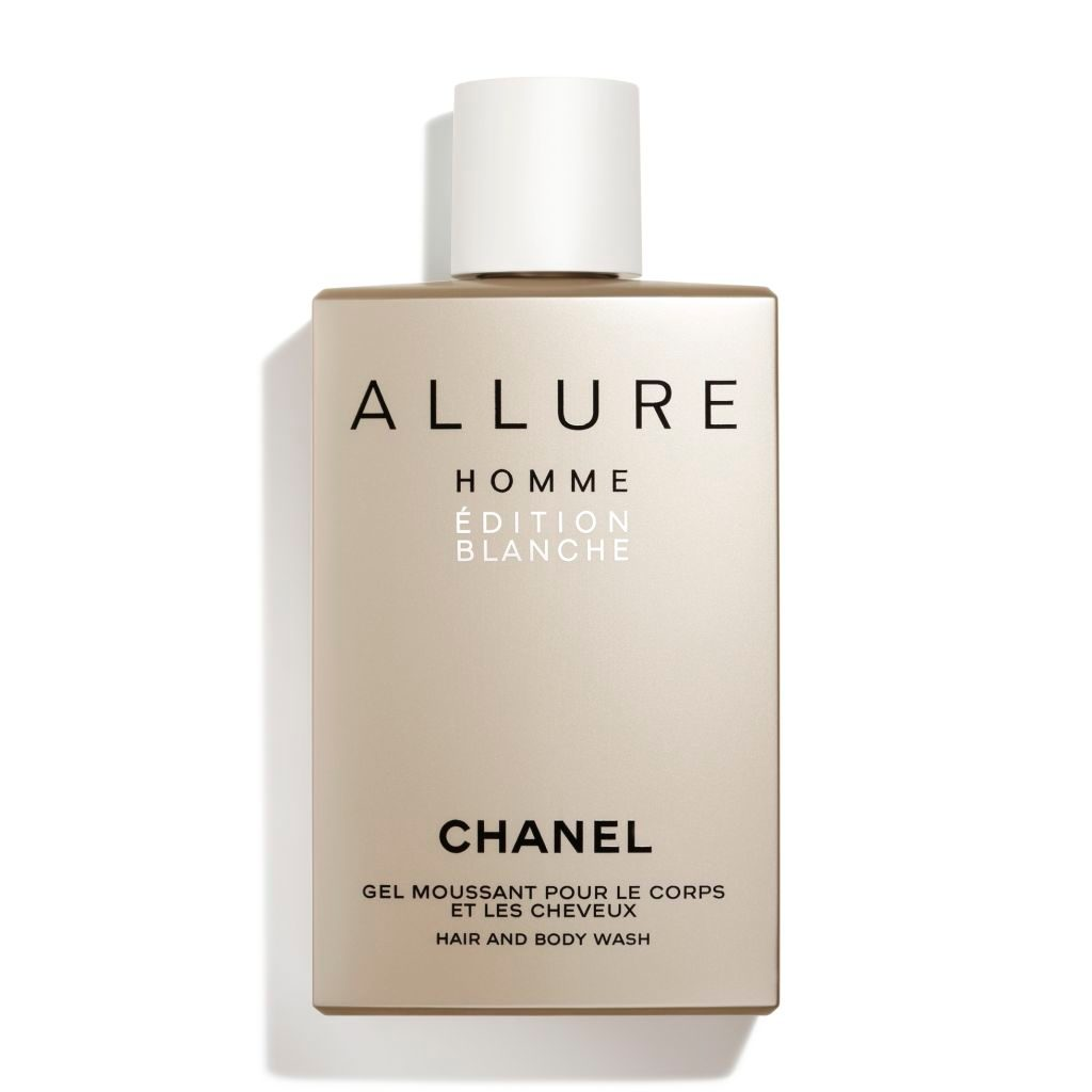 ALLURE HOMME ÉDITION BLANCHE HAIR AND BODY WASH 200ml