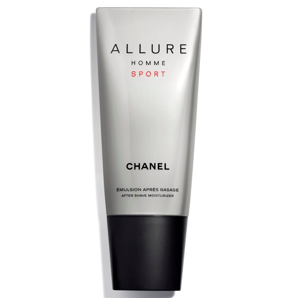 ALLURE HOMME SPORT AFTERSHAVE EMULSIE 100ml