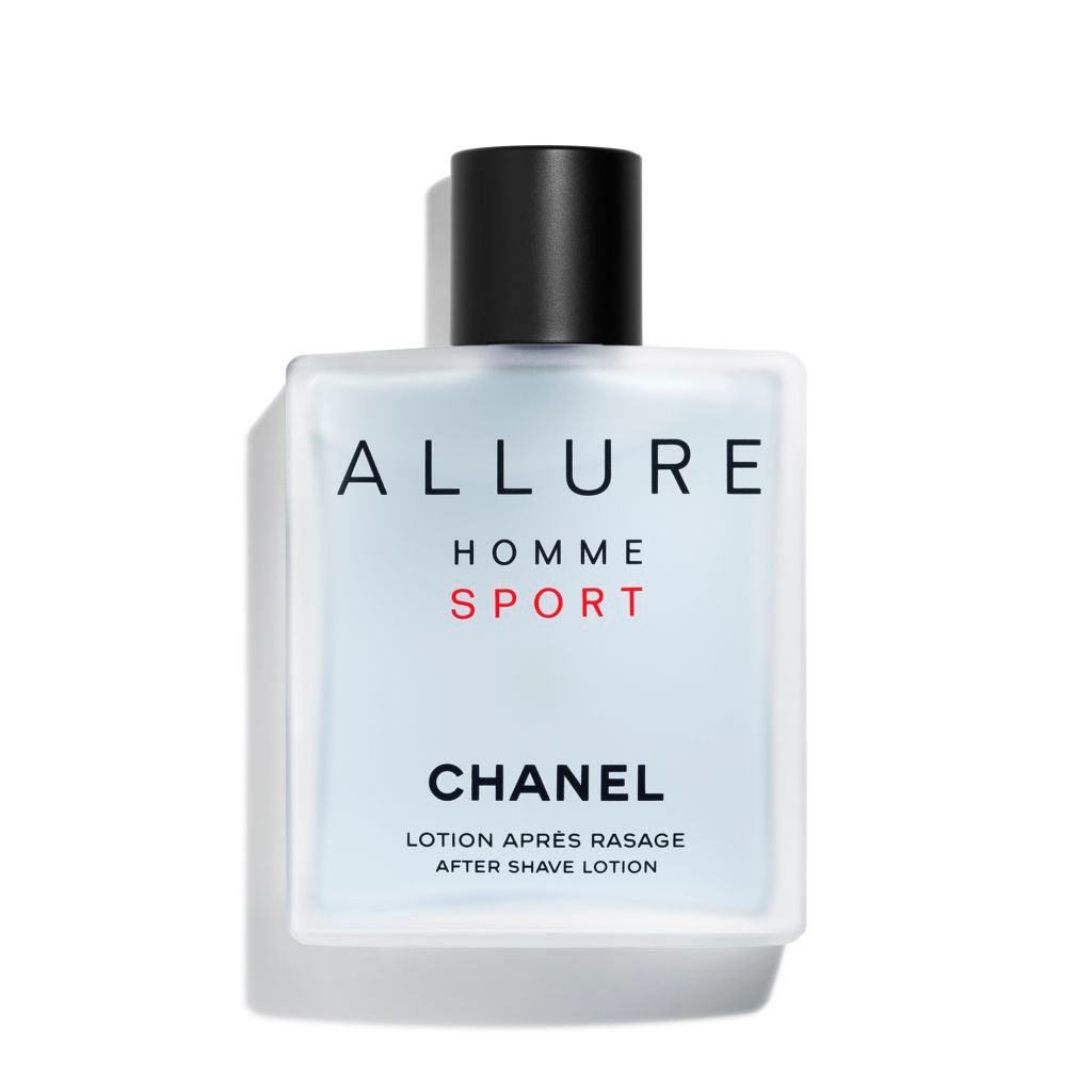 ALLURE HOMME SPORT AFTERSHAVE LOTION 100ml