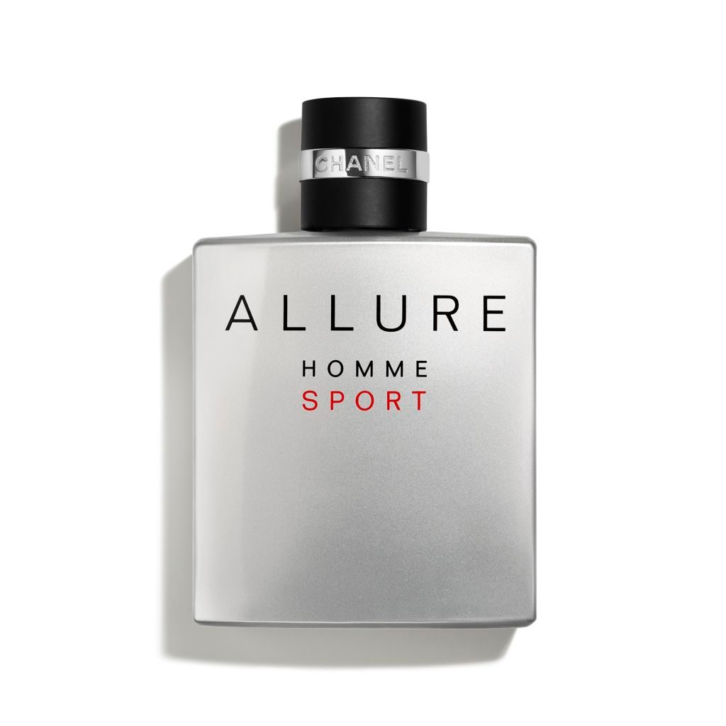 ALLURE HOMME SPORT EAU DE TOILETTE SPRAY 100ml