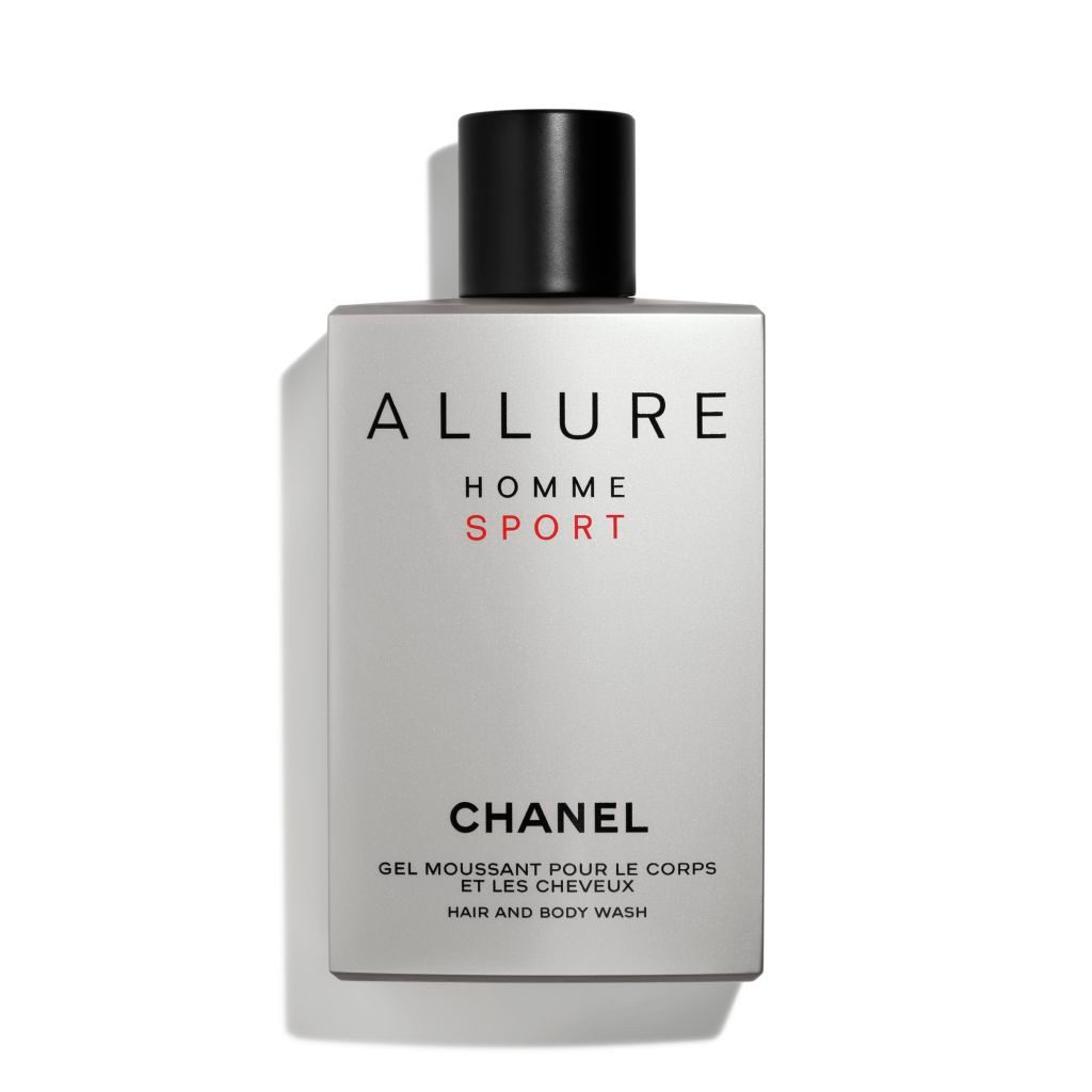 ALLURE HOMME SPORT HAIR AND BODY WASH 200ml