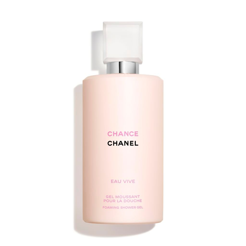 CHANCE EAU VIVE FOAMING SHOWER GEL 200ml