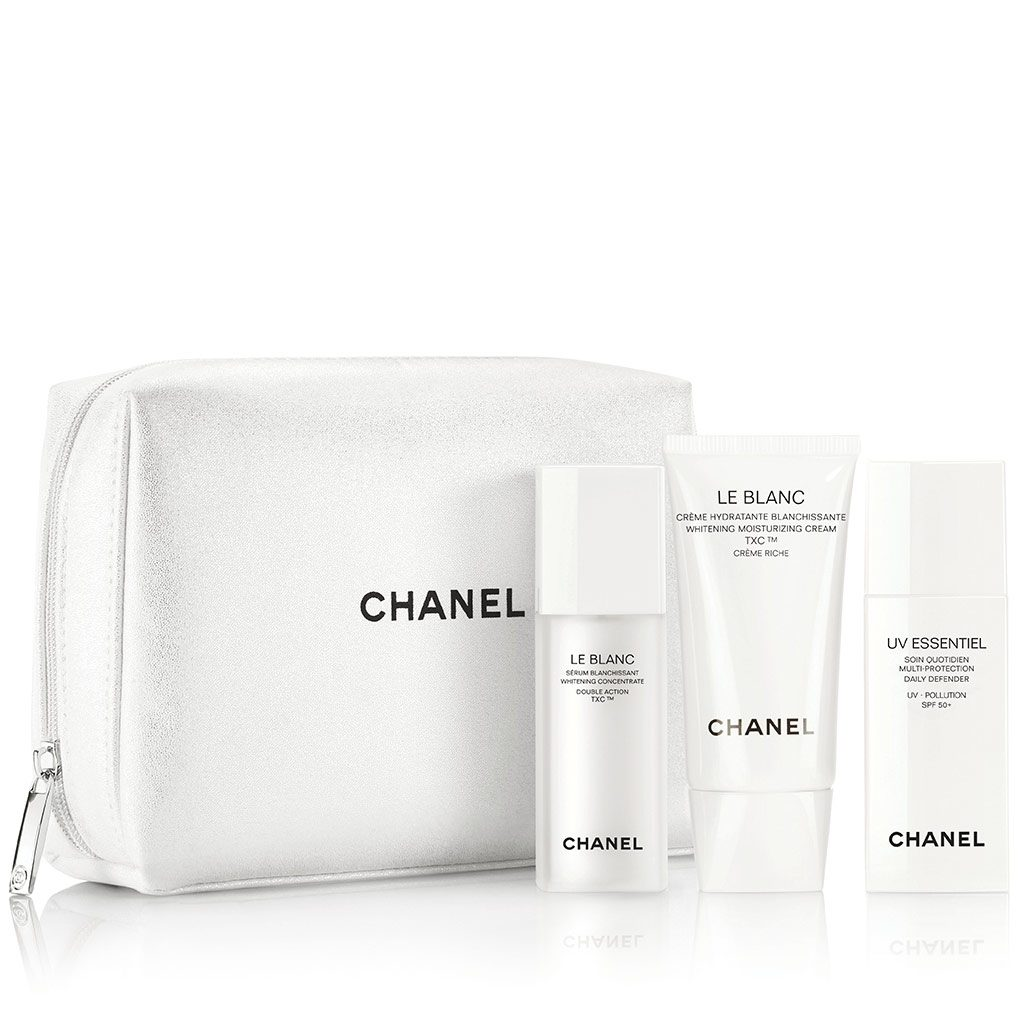 LE BLANC - UV ESSENTIEL THE WHITENING AND PROTECTING SET 1pce