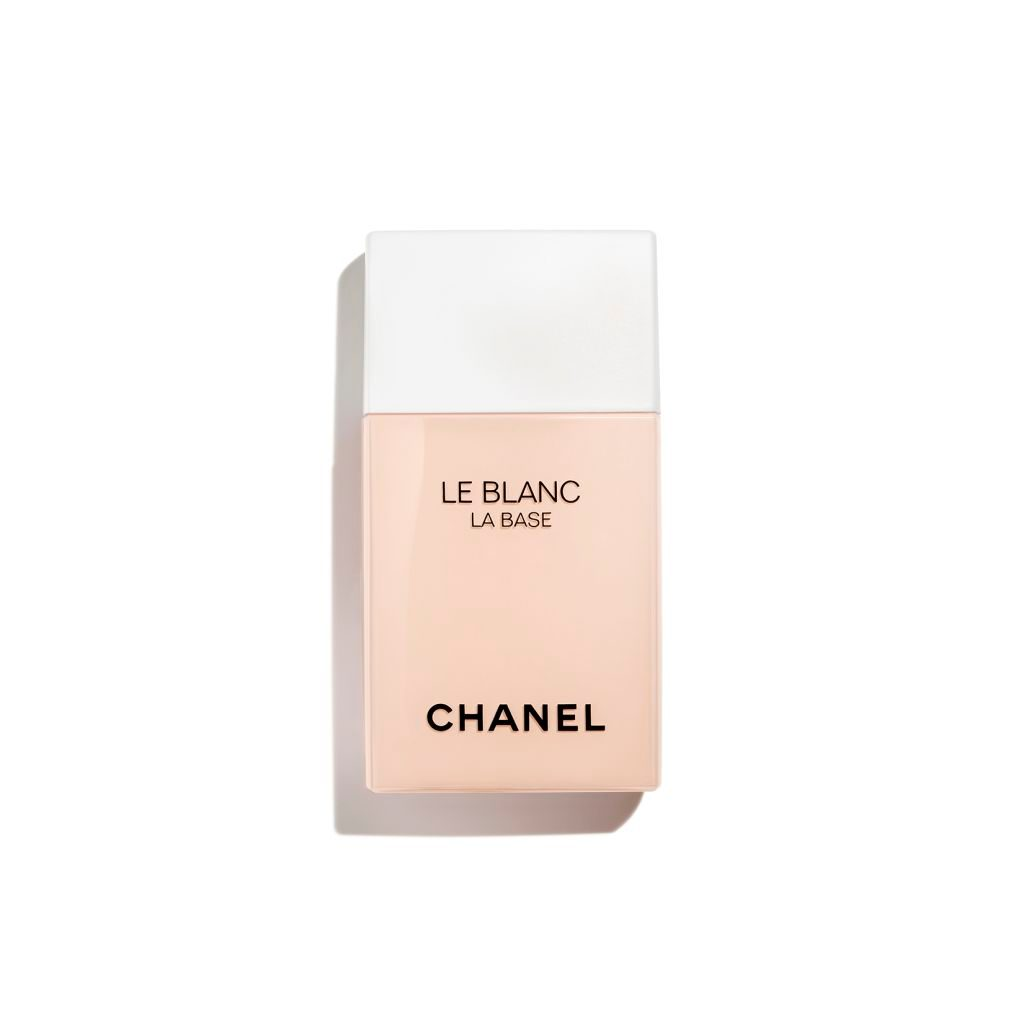 LE BLANC LA BASE CORRECTING BRIGHTENING MAKEUP BASE. LONG-LASTING RADIANCE AND COMFORT ROSÉE