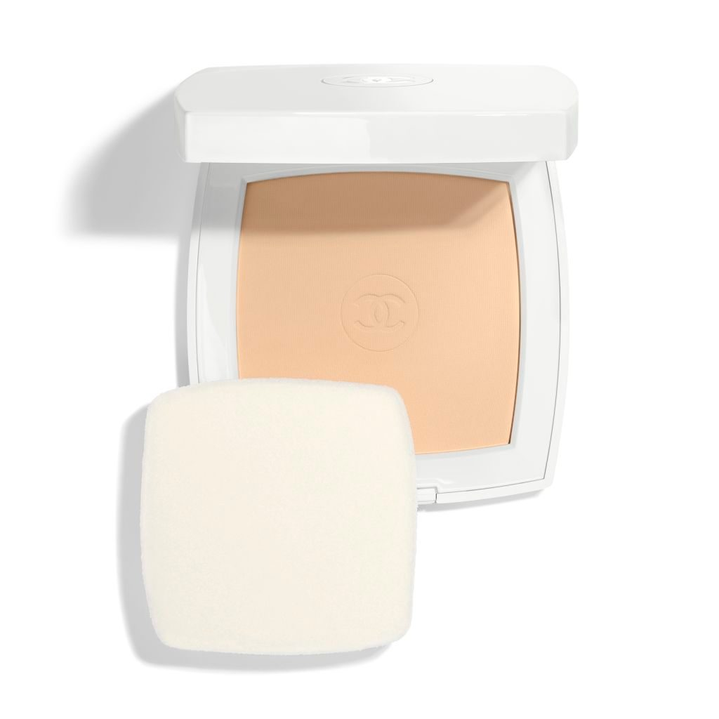 LE BLANC WHITENING COMPACT FOUNDATION LONG LASTING RADIANCE-THERMAL COMFORT SPF 25 / PA+++ 10 - BEIGE
