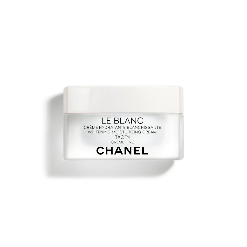 le blanc whitening moisturizing cream txc cr me fine skincare chanel. Black Bedroom Furniture Sets. Home Design Ideas