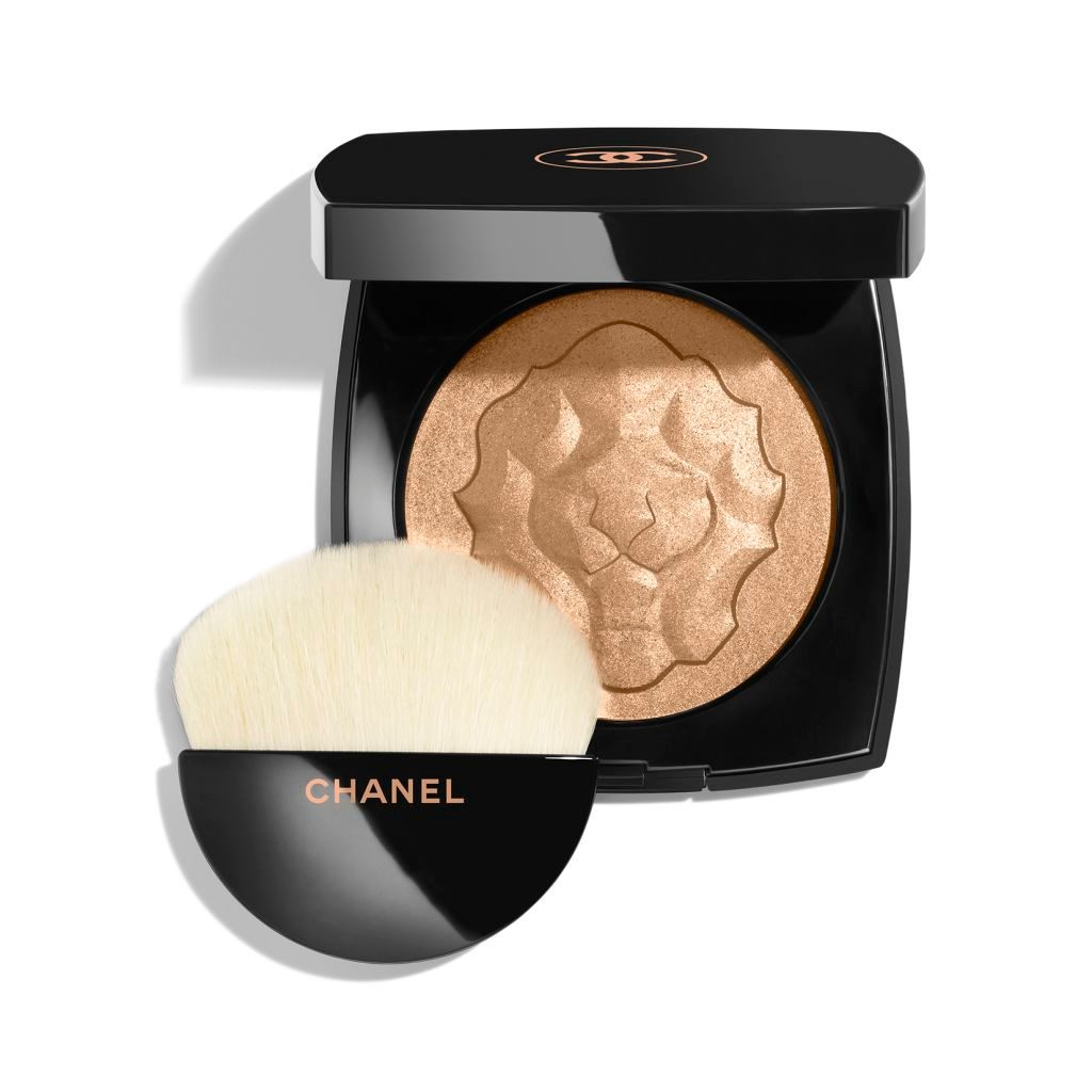 LE LION DE CHANEL EXKLUSIVKREATION. HIGHLIGHTER PUDER 8g