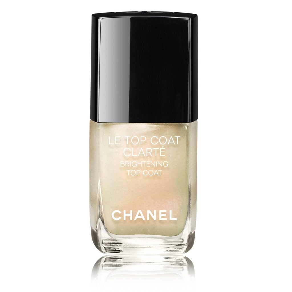 LE TOP COAT CLARTÉ BRIGHTENING TOP COAT 13ml