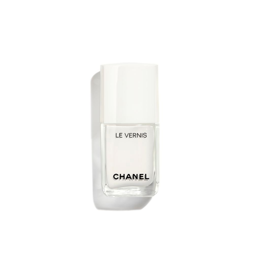 LE VERNIS LE VERNIS LIMITED EDITION. LONGWEAR NAIL COLOUR. 711 - PURE WHITE