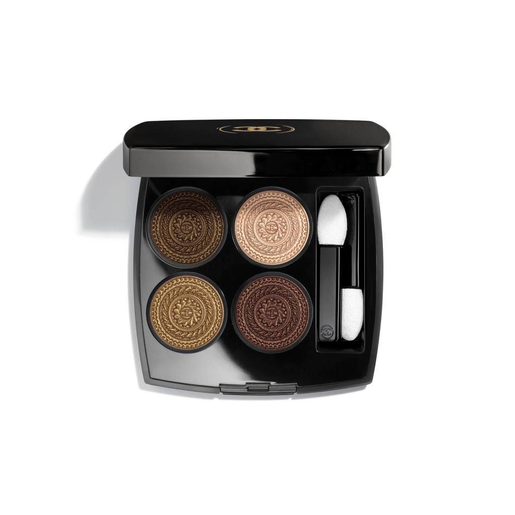 LES 4 OMBRES EXCLUSIVE CREATION - LIMITED EDITION QUADRA EYESHADOW 342 - LUMIÈRE ET OPULENCE