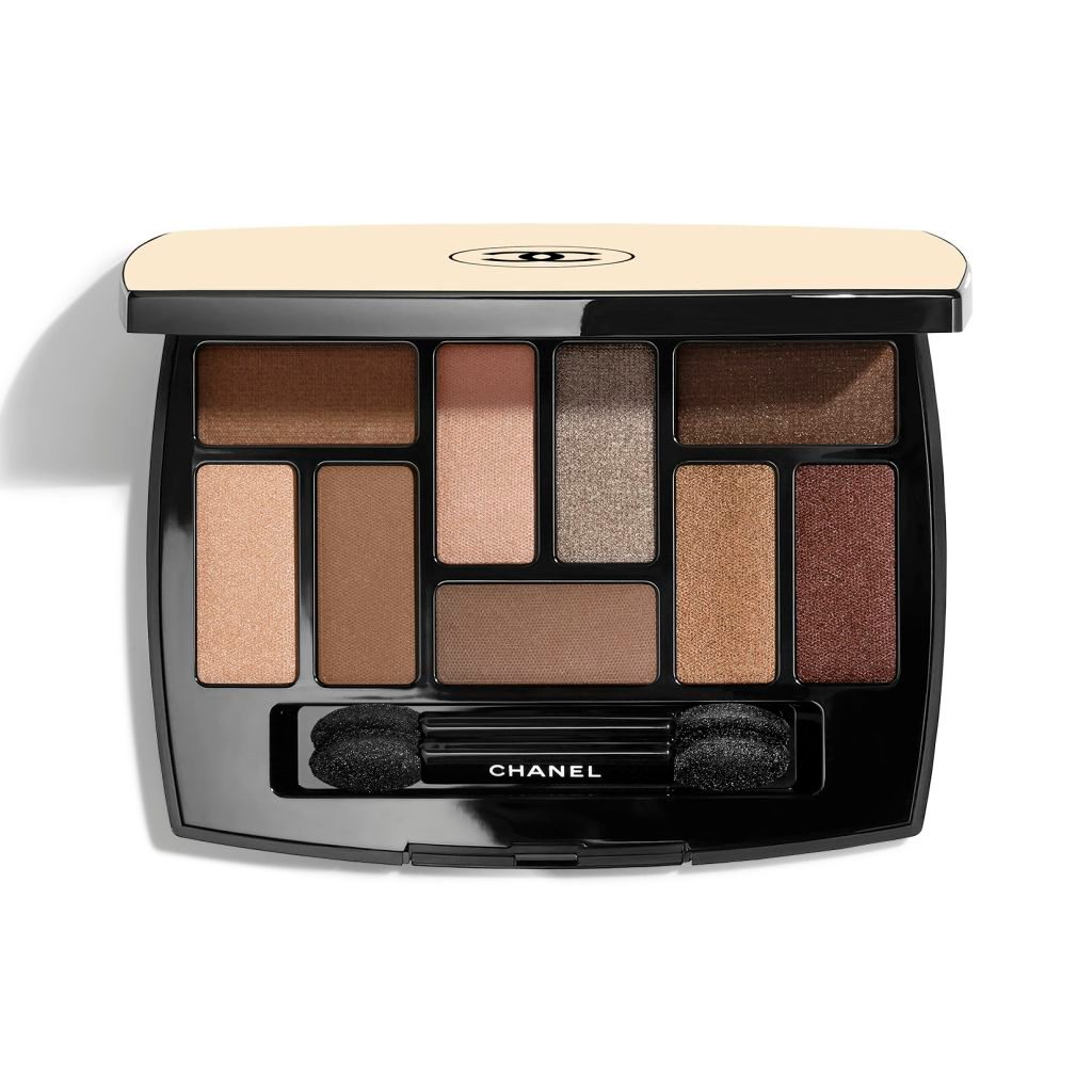 LES BEIGES NATURAL EYESHADOW COLLECTION LES INDISPENSABLES - LES INDISPENSABLES