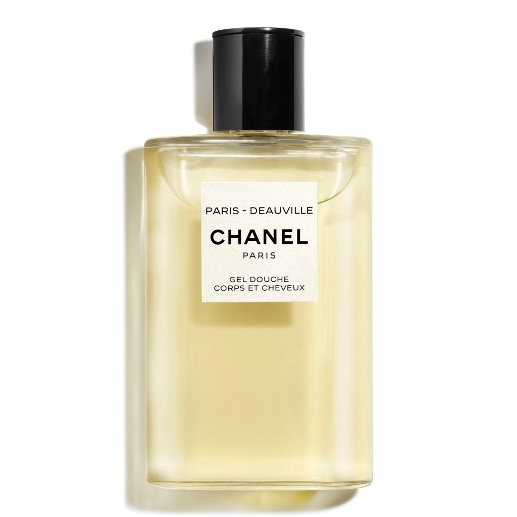 PARIS - DEAUVILLE LES EAUX DE CHANEL - HAIR AND BODY SHOWER GEL 200ml