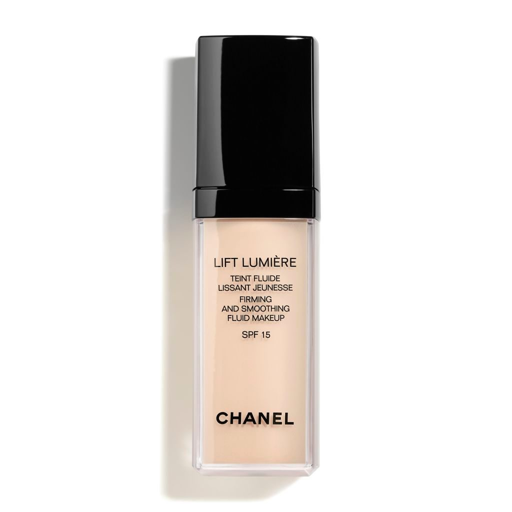 LIFT LUMIÈRE FIRMING AND SMOOTHING FLUID MAKEUP SPF 15 20 - CLAIR