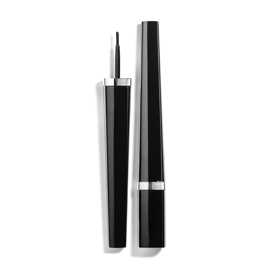 LIGNE GRAPHIQUE DE CHANEL LIQUID EYELINER INTENSE DEFINITION 10 - NOIR-NOIR