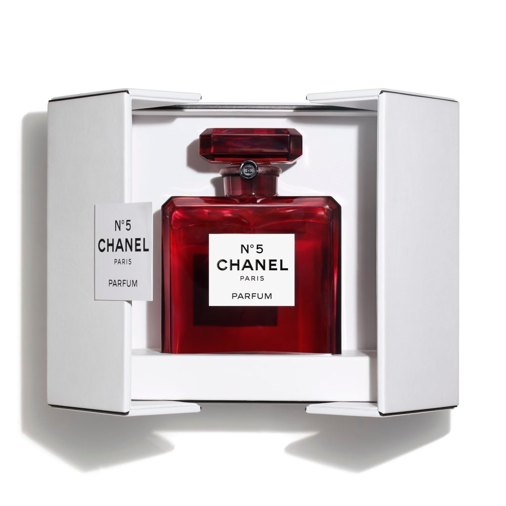 N°5 GRAND EXTRAIT BACCARAT LIMITED EDITION 900ml