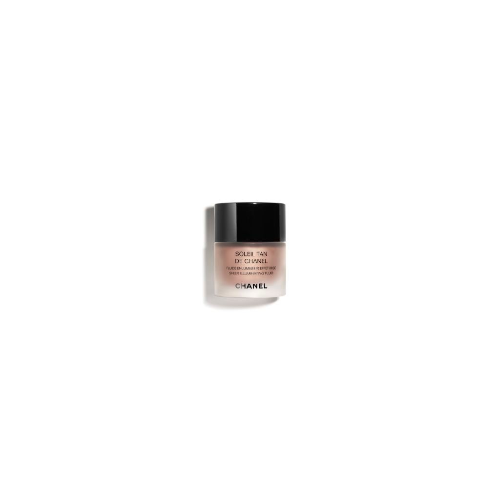 SOLEIL TAN DE CHANEL SHEER ILLUMINATING FLUID SUNKISSED