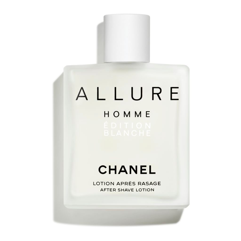 ALLURE HOMME ÉDITION BLANCHE AFTERSHAVE LOTION 100ml