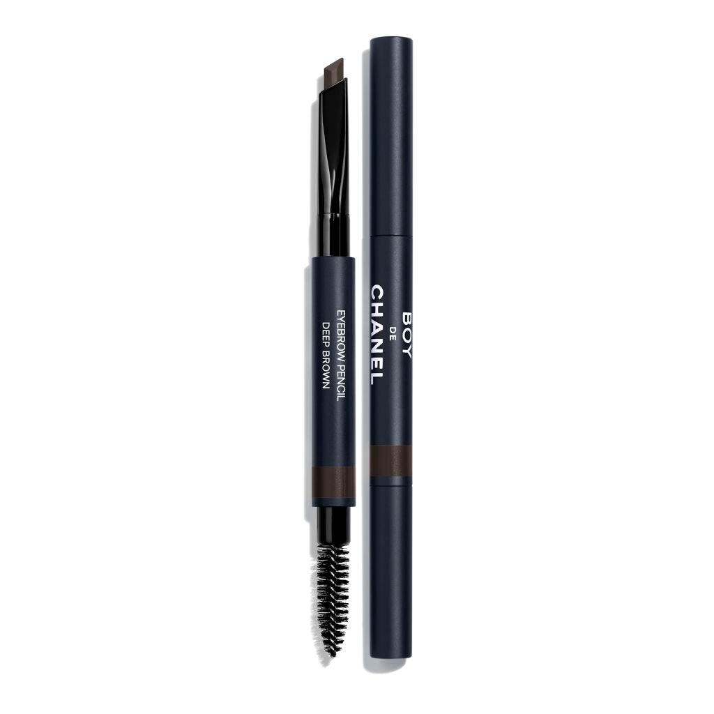BOY DE CHANEL LE STYLO SOURCILS STYLO SOURCILS WATERPROOF ET LONGUE TENUE 206 - DEEP BROWN