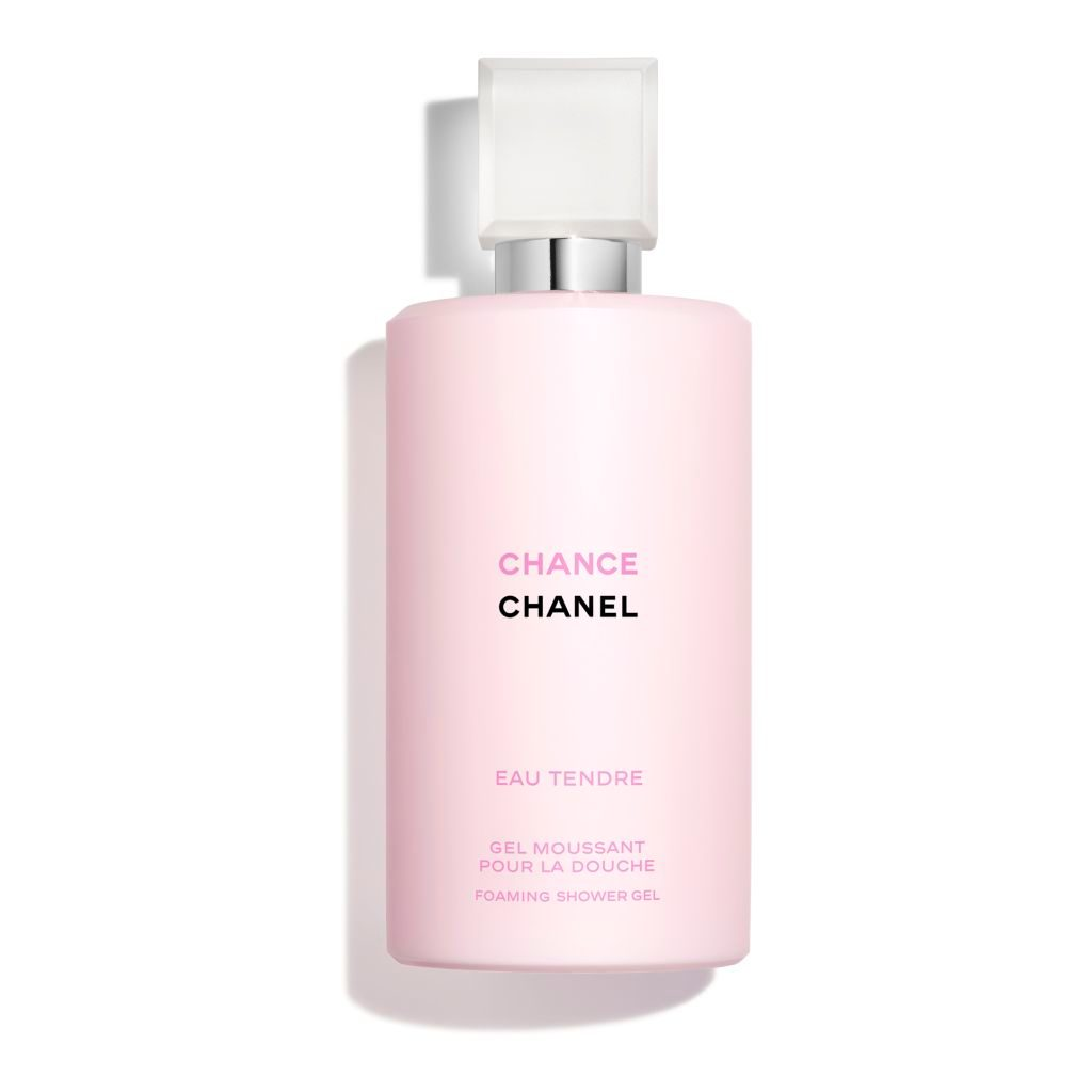 CHANCE EAU TENDRE FOAMING SHOWER GEL 200ml