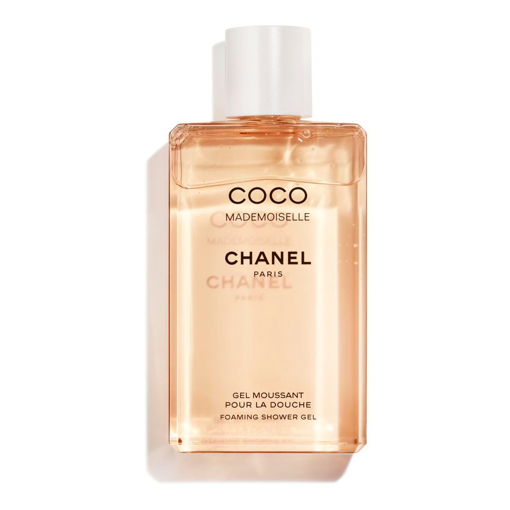 COCO MADEMOISELLE FOAMING SHOWER GEL 200ml