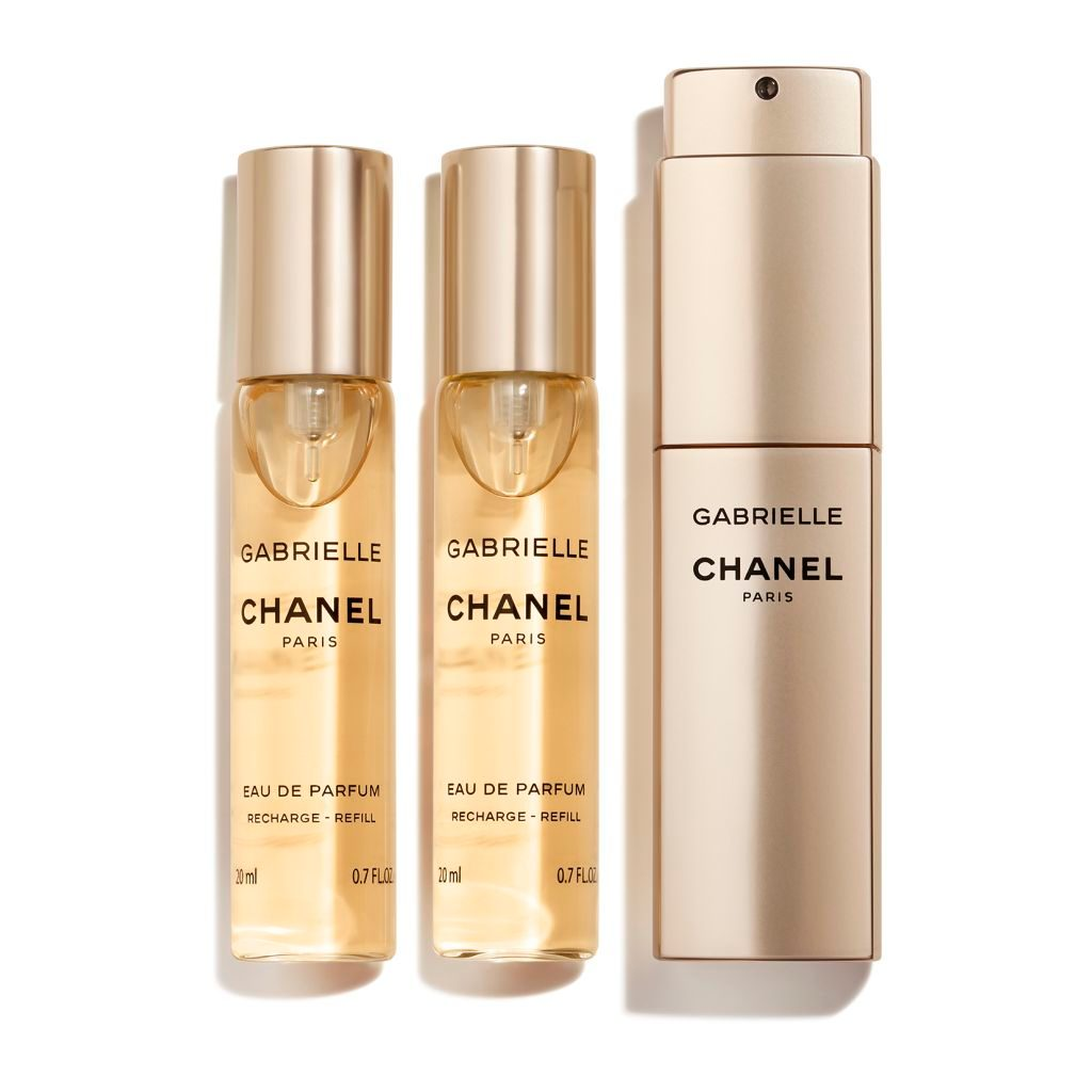 GABRIELLE CHANEL EAU DE PARFUM TWIST AND SPRAY 3x20ml