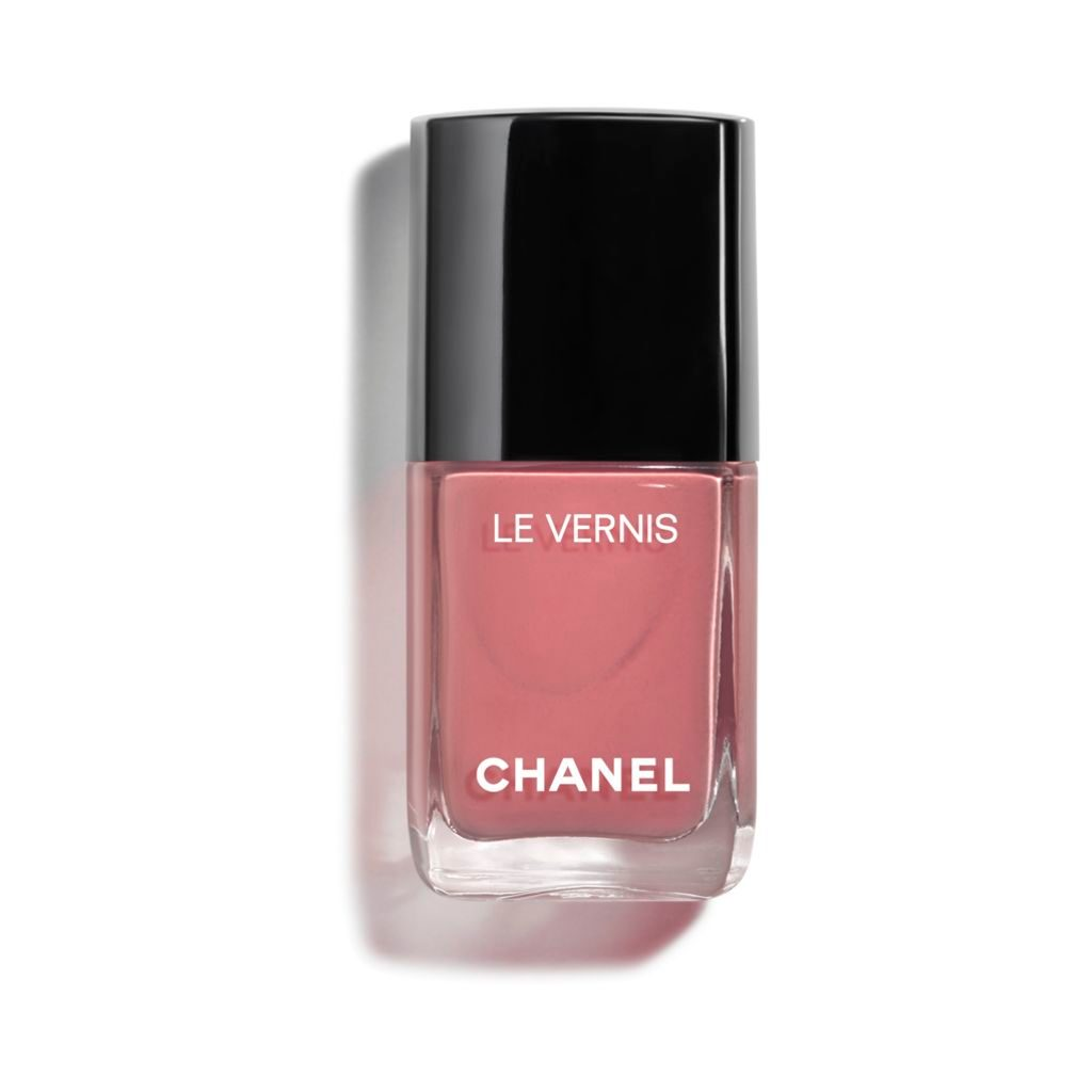 LE VERNIS LONGWEAR NAIL COLOUR 491 - ROSE CONFIDENTIEL
